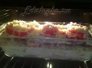 рецепт лазаньи с фаршем - в духовке