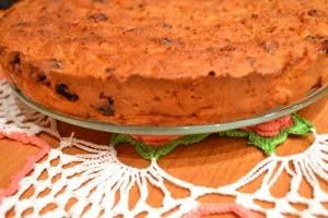 морковный торт - готово
