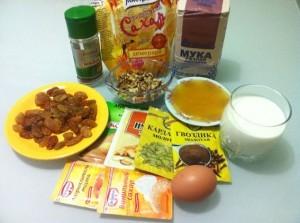 ржаная выпечка - продукты