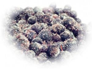 черника - рецепт маффинов с любовью