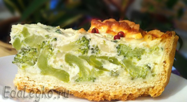 Лоранский пирог — вкусный привет из средневековой Европы