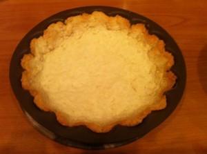 Лоранский пирог - корж