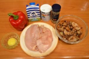 вкусное куриное филе - продукты
