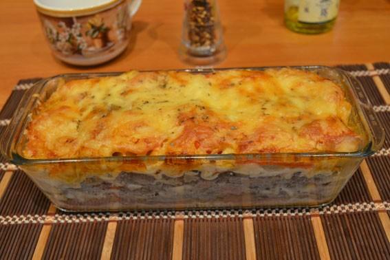 как приготовить лазанью в домашних условиях пошаговый рецепт с фаршем