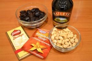 новогодний стол 2013 черная змея - продукты