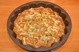 рецепт мясной запеканки - готово