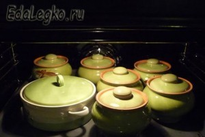 Баклажаны запеченные - в духовке