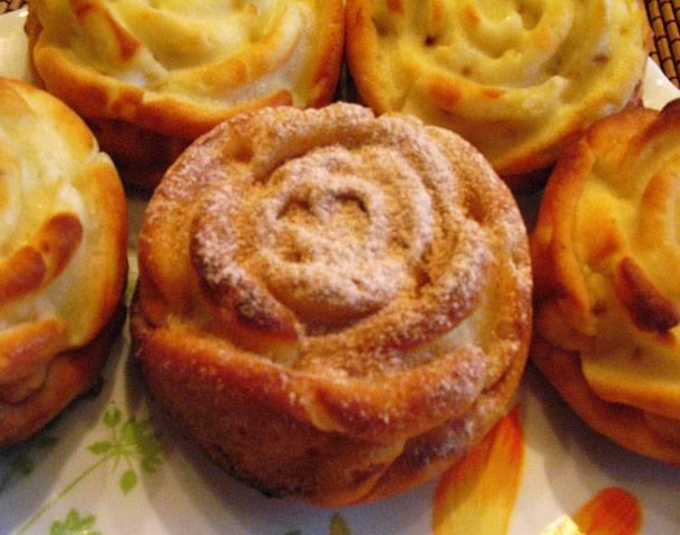 рецепты сырников из творога в духовке
