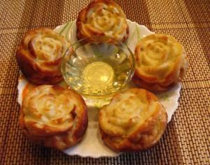 Сырники в духовке - с медом
