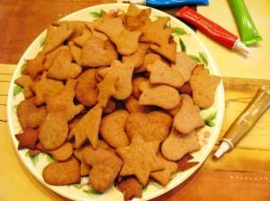 рождественское печенье - готово