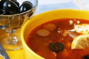 журнал про еду - рецепт блюда