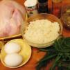 как приготовить курник - продукты
