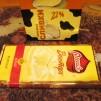 вкусные кексы - белая глазурь - продукты для глазури