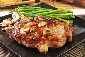 журнал про еду - рецепт мясного блюда