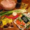 куриная грудка в соусе - продукты
