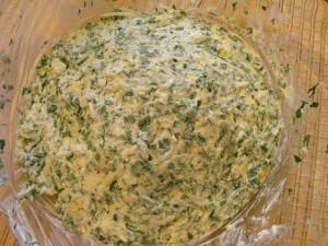 перец фаршированный сыром - смесь