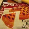 слоеный пирог с курицей - тесто