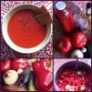 суп гаспачо - томатный суп пюре