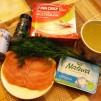 рецепты вкусного завтрака - продукты на роллы