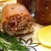 ржаные хлебцы - роллы