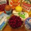 вкусные сырники - продукты