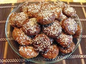 Печенье без масла - много