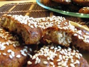 Печенье без масла - разлом
