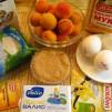 абрикосовый пирог - продукты
