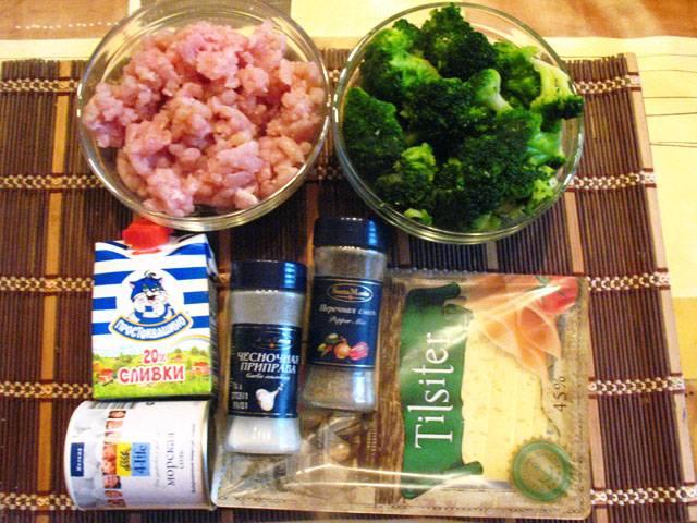 капуста брокколи с курицей рецепты приготовления