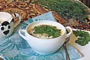 крем-суп капустное ассорти