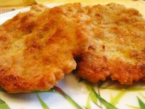 блюда из куриного фарша - готово