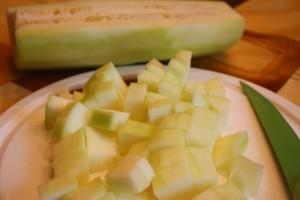 рецепт закуски из кабачков - кабачок