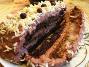 Рецепты с савоярди - порция