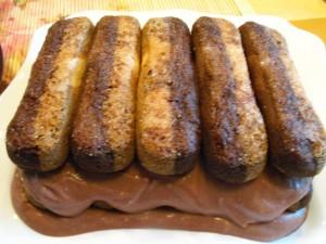Рецепты с савоярди - слои