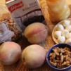 рецепты с персиками - продукты