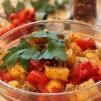 запеченный салат - готово