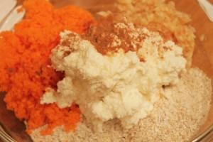 диетическое овсяное печенье - компоненты