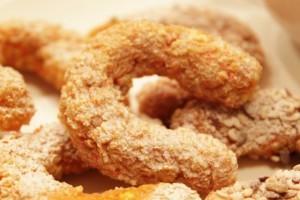 диетическое овсяное печенье - крупно