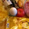куриные биточки - продукты