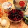 вкусная творожная запеканка - продукты