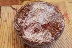 итальянский десерт - в пленке