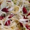 салат с капустой и фасолью - смесь