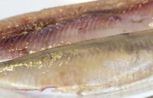закуска из сельди - рыба без костей и кожи
