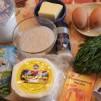 хачапури домашние - продукты