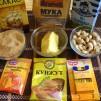 печенье с кунжутом - продукты