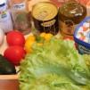 Как приготовить греческий салат - продукты