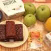 десерт с яблоком - продукты