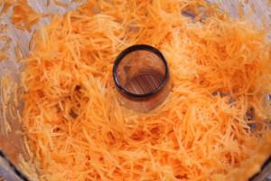 салат с яблоком и сельдереем - морковь