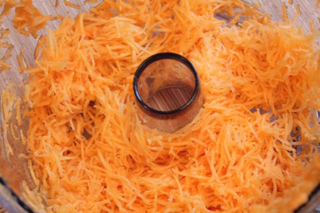 Итальянская лазанья - морковь