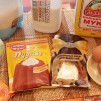 шоколадные кексики - продукты